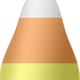 Candy Corn Vector Clipart