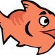 Cartoon Fish Vector Clipart