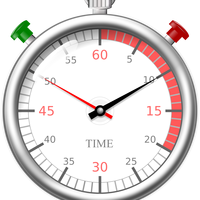Chronometer Vector Clipart