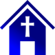 Church Avatar Vector Clipart