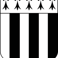 Coat of Arms of Rennes Vector Clipart