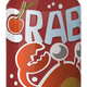 Crab Soda Vector Clipart