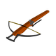Crossbow Vector Clipart