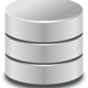 Database Symbol Vector Clipart