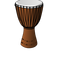 Djembe Drum Vector Clipart