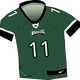 Eagles NFL Jersey Vector Clipart