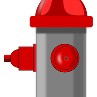 Fire Hydrant vector clipart