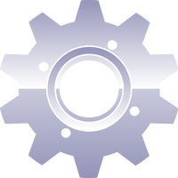 Gear vector art