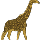Giraffe Vector Art