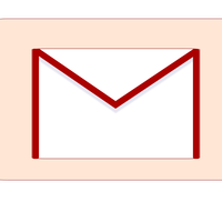 Gmail Icon Vector Clipart