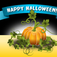 Happy Halloween Picture vector file