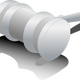 Judge Hammer Vector Clipart