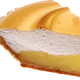 Lemon meringue pie Vector Clipart