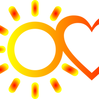 Light and Love vector Clipart