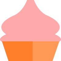 Pink Ice Cream Vector Clipart