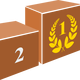 Podium Vector Clipart