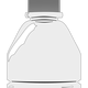 Pop-Top bottle vector clipart