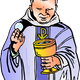 Priest Vector Clipart
