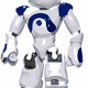Robot Sketch Vector Clipart