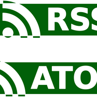 RSS and Atom Buttons and Graphics