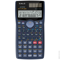 Scientific Calculator Vector Clipart