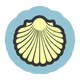 Seashell Icon Vector Clipart