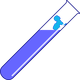 Test Tube Baby vector graphic