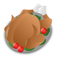 Thanksgiving Day Icon Vector File