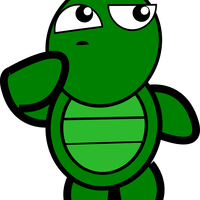 Thinking Turtle Vector Files
