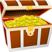 Treasure Chest Vector Art