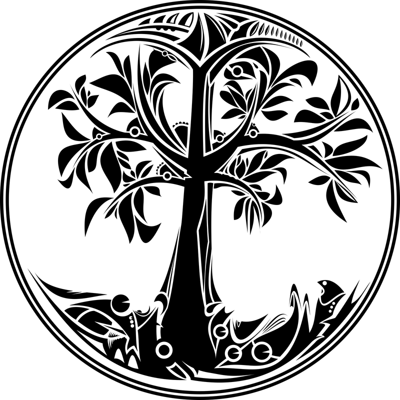 Tree Of Life Vector File Image Free Stock Photo Public