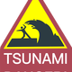 Tsunami Danger Vector File