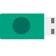 USB Stick vector Clipart