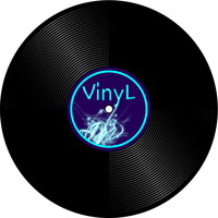 Vinyl Record Vector Graphics
