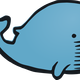 Whale Vector Clipart