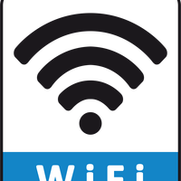 Wifi connection symbol vector file