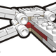 X-Wing spaceship vector files