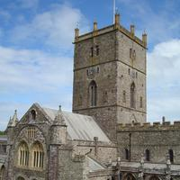 St Davids Cathedral in Wales