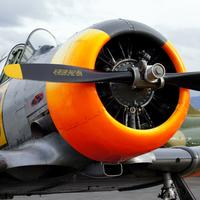 North American Harvard. T-6