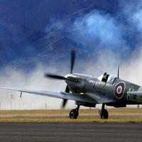 Supermarine Spitfire fighter plane