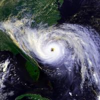 Hurricane Hugo in 1989 weather Calamity approaching the east coast